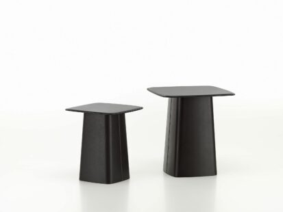 Leather Side Tables von Vitra
