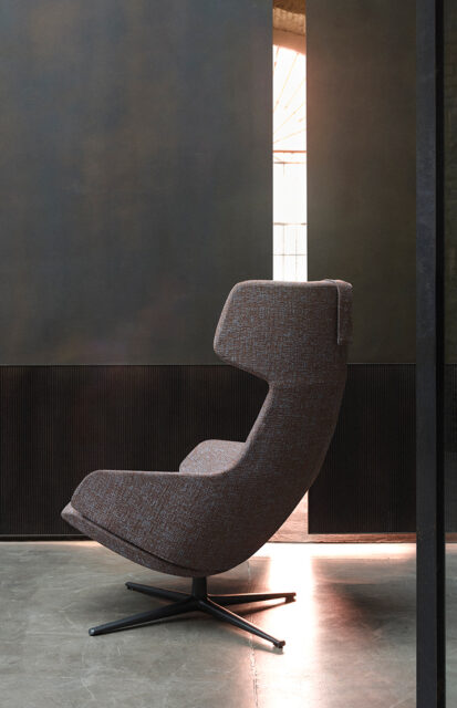 Aston Club Lounge Chair