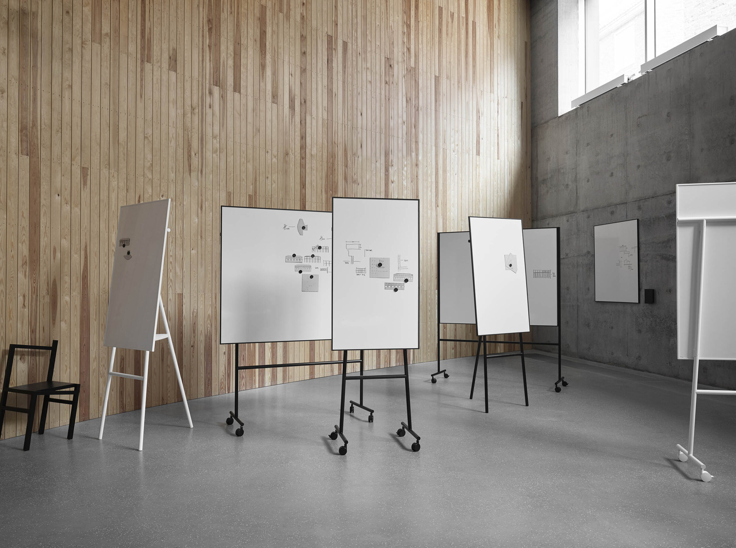 ONE Whiteboard von Lintex