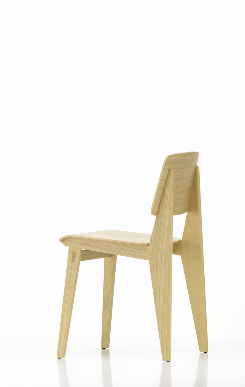 3073077 Chaise Tout Bois Back View Master