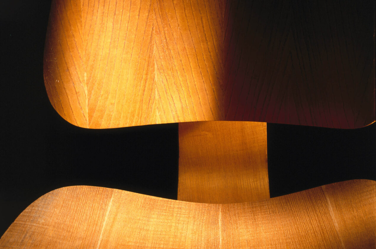 Ply Wood Group LCW  Design Charles & Ray Eames, 1945/46 © Vitra Collections AG