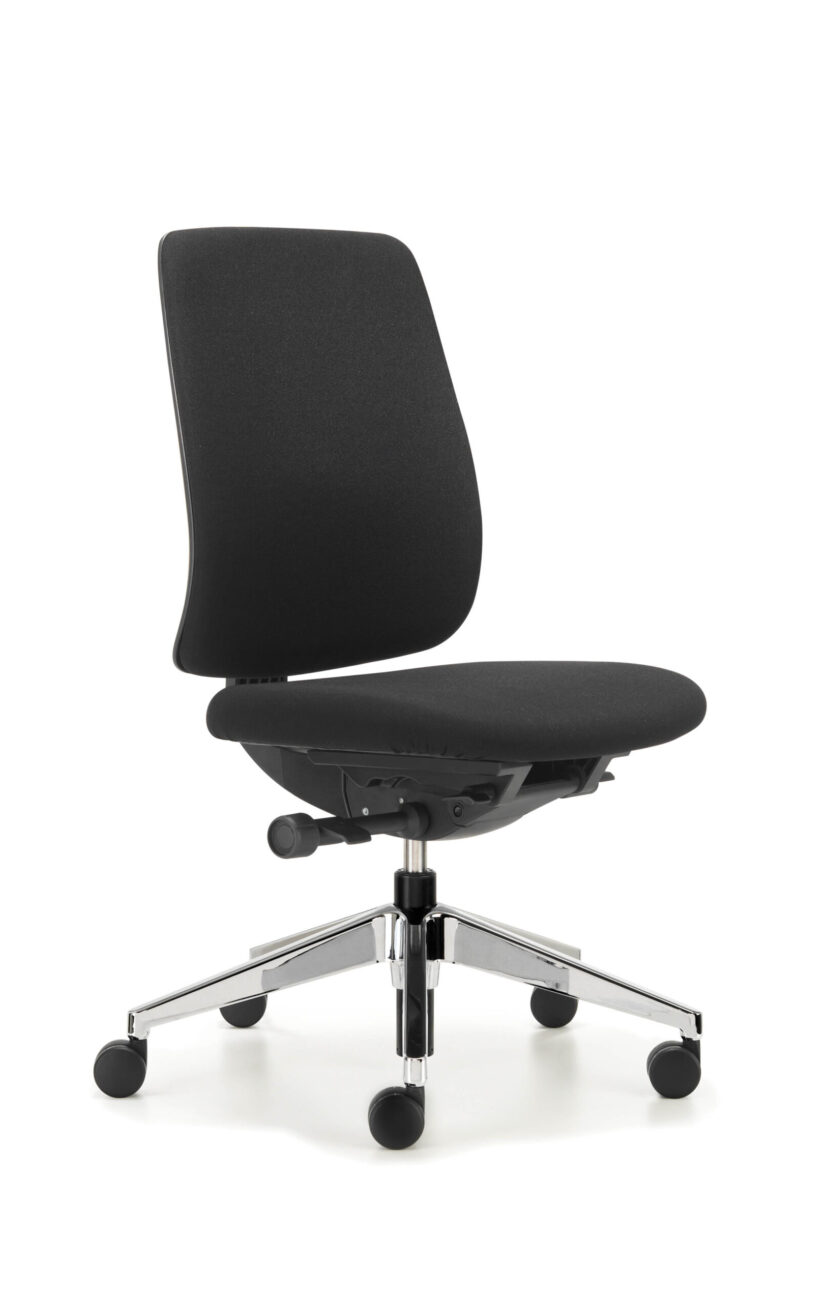 Comforto 29 office chair with fully uphostered back
